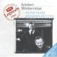 Sir Peter Pears/Benjamin Britten Schubert: Winterreise, D.911 - 2. Die Wetterfahne
