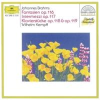 ヴィルヘルム・ケンプ 4つの小品 作品119: 第2曲: 間奏曲 ホ短調