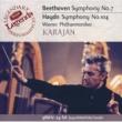 Wiener Philharmoniker/Herbert von Karajan Beethoven: Symphony No.7 / Haydn: Symphony No.104
