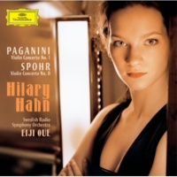 Hilary Hahn Pagnini / Spohr: Violin Concertos - Interview with Hilary Hahn - The Spohr is undeservedly less well-known