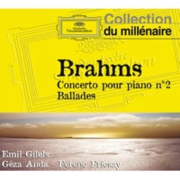 Géza Anda/Berliner Philharmoniker/Ferenc Fricsay Brahms: Piano Concerto No.2 In B Flat, Op.83 - 1. Allegro non troppo