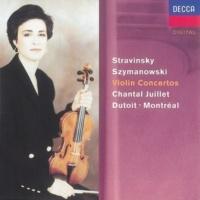 Chantal Juillet/Orchestre Symphonique de Montréal/Charles Dutoit Szymanowski: Violin Concerto No.1, Op.35 - 4. - Vivace assai