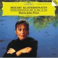 マリア・ジョアン・ピリス ピアノ・ソナタ 第5番 ト長調 K.283 (189h): 第1楽章: Allegro