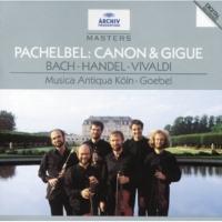 Musica Antiqua Köln 管弦楽組曲 第2番 ロ短調 BWV1067: 4. Bourrée I-II