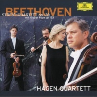 Hagen Quartett Mozart: Five Fugues, K.405 (After J.S.Bach) - 2. Fugue in E Flat Major (BWV 876)