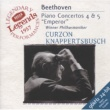 Sir Clifford Curzon/Wiener Philharmoniker/Hans Knappertsbusch Beethoven: Piano Concertos Nos.4 & 5