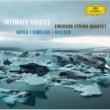 エマーソン弦楽四重奏団 《親しい声/グリーグ&シベリウス:弦楽四重奏曲》