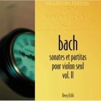 Devy Erlih J.S. Bach: 2. Courante [En Ré Mineur]