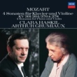 Clara Haskil/Arthur Grumiaux Mozart: 4 Violin Sonatas for Piano and Violin, Nos.18, 21, 24 & 26
