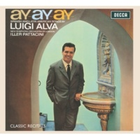 Luigi Alva/The New Symphony Orchestra Of London/Iller Pattacini Princesita