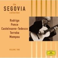 Andrés Segovia Esplá: Antaño - Arrangement for Guitar