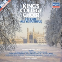 Robin Barter/デヴィッド・ブリッグス/ケンブリッジ・キングス・カレッジ合唱団/スティーヴン・クレオベリー Gauntlett: Once In Royal David's City