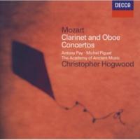 アントニー・ペイ/エンシェント室内管弦楽団/クリストファー・ホグウッド Mozart: Clarinet Concerto in A, K.622 - 1. Allegro