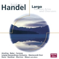Academy of St. Martin  in  the Fields Chorus Handel: The King shall rejoice (Coronation Anthem No.3, HWV 260) - 1. Introduction - The King shall rejoice