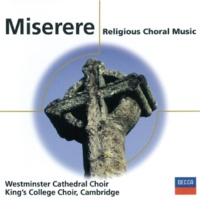 The Choir of King's College, Cambridge/Stephen Cleobury Palestrina: Tu es petrus - Motet