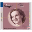 Erna Berger Berger singt Pflitzner-,  Strauss-, Wolf-Lieder