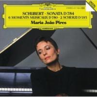 Maria João Pires ピアノ・ソナタ 第14番 イ短調 D784(作品143遺作): 第3楽章: Allegro vivace