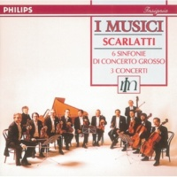William Bennett/I Musici A. Scarlatti: Sinfonie di concerto grosso No.9 in G minor
