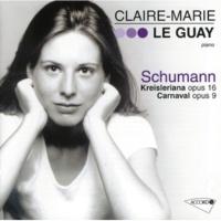 Claire-Marie Le Guay Schumann: Carnaval, Op.9 - Scènes mignonnes sur quatre notes - 14. Estrella