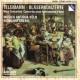 Musica Antiqua Köln/Reinhard Goebel テレマン 管弦器のための協奏曲集