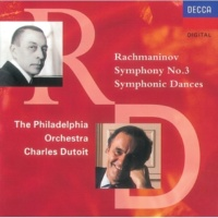 Philadelphia Orchestra/Charles Dutoit Rachmaninov: Symphony No.3 in A minor, Op.44 - 3. Allegro
