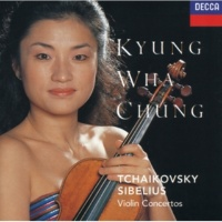 Kyung Wha Chung/London Symphony Orchestra/André Previn Tchaikovsky: Violin Concerto In D, Op.35, TH. 59 - 2. Canzonetta (Andante)