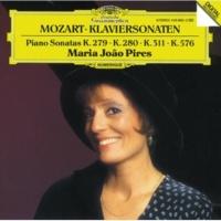 マリア・ジョアン・ピリス ピアノ・ソナタ ヘ長調 K.280 (189e): 第3楽章: Presto