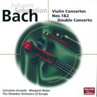 Salvatore Accardo/Douglas Boyd/Chamber Orchestra Of Europe J.S. Bach: Concerto for 2 Harpsichords, Strings, and Continuo in C minor, BWV 1060 - Arr. for violin, oboe strings & continuo - 2. Adagio