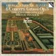 The English Concert/Trevor Pinnock Handel: Concerto grosso In B Flat, Op.3, No.1 HWV 312 - 1. Allegro
