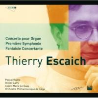 Olivier Latry/Orchestre Philharmonique de Liège/Pascal Rophe Escaich: Concerto Pour Orgue et Orchestre - Allegro moderato