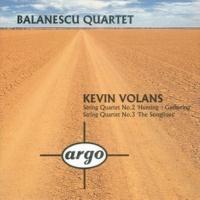 Balanescu Quartet Volans: String Quartets Nos.2 & 3