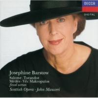 "Josephine Barstow,John Treleavan,Clare Shearer,Scottish Opera Chorus,Scottish Opera Orchestra,John Mauceri Cherubini: Medea - in French / Atto 3 - ""Eh quoi je suis Médée!"""