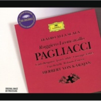 Herbert von Karajan 歌劇《道化師》: 「あの視線の中にはなんという炎が燃えていたことだろう」