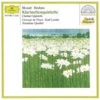 Karl Leister/Amadeus Quartet Brahms: Clarinet Quintet In B Minor, Op.115 - 4. Con moto