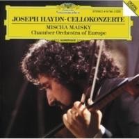 ミッシャ・マイスキー/ヨーロッパ室内管弦楽団 チェロ協奏曲 第1番 ハ長調 HOB.VIIB: 1: 第1楽章: MODERATO