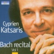 Cyprien Katsaris Bach Recital Vol.1