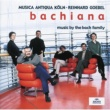 Musica Antiqua Köln/Reinhard Goebel Bachiana I - Music by the Bach Family