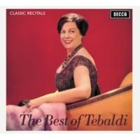 Renata Tebaldi 歌劇《ボエーム》から: ミミの別れ「あなたの愛の呼ぶ声に」(第3幕/ミミ)