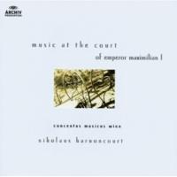 Concentus Musicus Vienna/Nikolaus Harnoncourt Anonymous: Naves pont