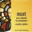 """Karl Ristenpart/Orchestre De La Sarre Messe Solennelle """"Du Couronnement""""-Exsultate jubilate-Vêpres Solennelle D'Un Confesseur"""