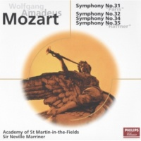 Academy of St. Martin in the Fields/Sir Neville Marriner Mozart: Symphony No.34 in C, K.338 - 2. Andante di molto
