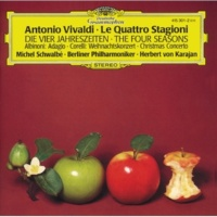Thomas Brandis 合奏協奏曲ト短調《クリスマス協奏曲》作品6の8: 第2楽章:Adagio