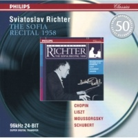 Sviatoslav Richter Mussorgsky: Pictures at an Exhibition - for Piano - The Old Castle - Promenade