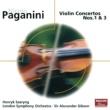 Henryk Szeryng/London Symphony Orchestra/Sir Alexander Gibson Paganini: Violin Concerto No.1 in D, Op.6 - 1. Allegro maestoso