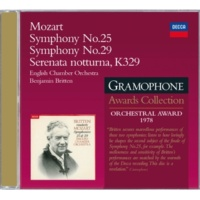 English Chamber Orchestra/Benjamin Britten Mozart: Symphony No.29 in A, K.201 - 1. Allegro moderato