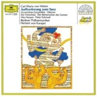ベルリン・フィルハーモニー管弦楽団/ヘルベルト・フォン・カラヤン 序曲《精霊の王》: Presto