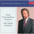 Royal Concertgebouw Orchestra/Riccardo Chailly Schumann: Symphonies Nos. 2 & 3