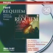 Elly Ameling/Bernard Kruysen/Jill Gomez/Netherlands Radio Chorus/Daniel Chorzempa/Rotterdam Philharmonic Orchestra/Jean Fournet/David Zinman Fauré: Requiem; Pavane; Pelléas et Mélisande
