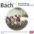 I Musici Bach, J.S.: Brandenburg Concertos Nos.1-3; Suite No.2 in B minor
