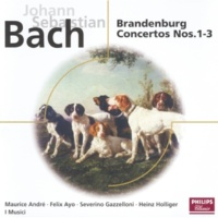 I Musici J.S. Bach: Suite No.2 in B minor, BWV 1067 - 1. Ouverture